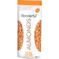 WONDERFUL Amandes natures 400g