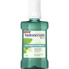 Vademecum VADEMECUM BIO Bain de bouche fraîcheur naturelle à la menthe