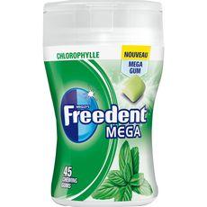 Freedent méga boite chlorophylle x45dragées 103g
