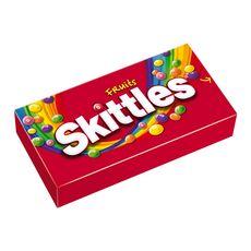 Skittles aux fruits boîte de 45g