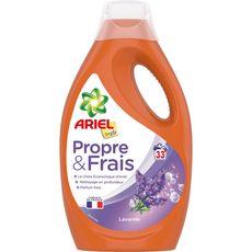 Ariel Propre & Frais lessive liquide lavande 33 lavages 1,815l