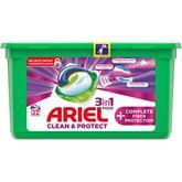 Ariel pods lessive protection complète écodose x32 -0,864l