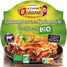 La Cuisine D'Océane lasagne à la bolognaise 300g