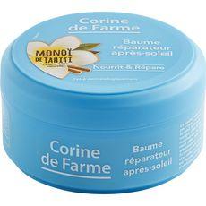 Corine De Farme baume réparateur après-soleil pot 150ml
