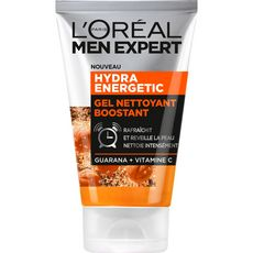 L'Oréal Men Expert Hydra Energetic gel nettoyant boostant 100ml
