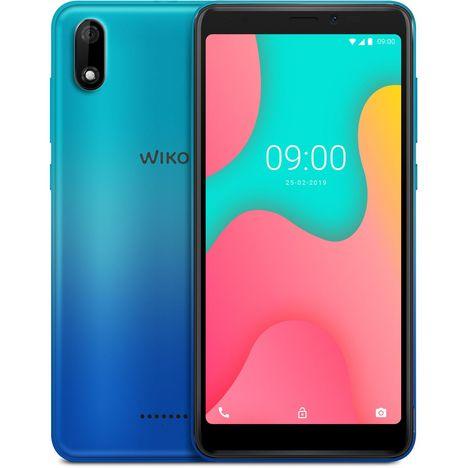 WIKO Smartphone Y60 - 16 Go - Bleu - Bleen - 5.45 pouces - 4G