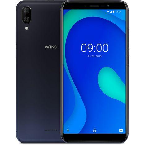 WIKO Smartphone Y80 - 16 Go - Bleu foncé - Dark blue - 5.99 pouces - 4G