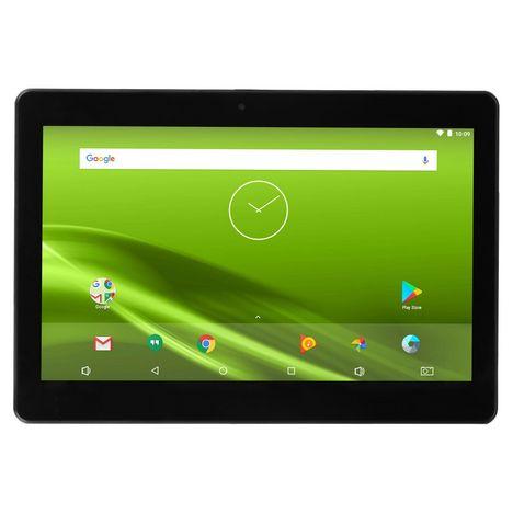 QILIVE Tablette tactile Q10 10.1 pouces Gris Métal Wifi