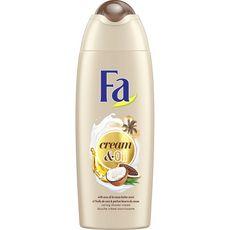 FA Gel douche cream&oil huile de coco et beurre de cacao 250ml
