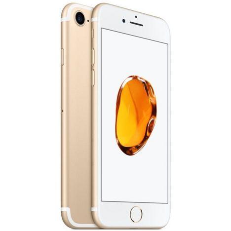 APPLE Apple - iPhone 7 - Reconditionné Grade A - 32 Go - Or - EX SLP