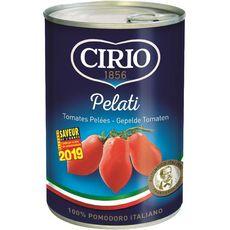 CIRIO Cirio pulpe de tomates pelées 400g
