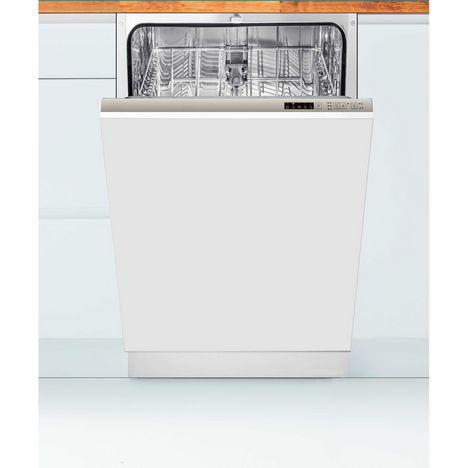 CURTISS Lave-vaisselle tout intégrable MLVFI249DL2, 12 couverts, 60 cm, 49 dB, 5 programmes