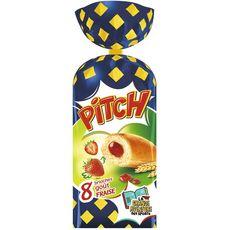 Pasquier pitch fraise x8 -310g