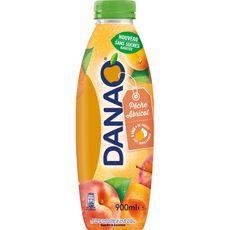 DANAO Danao Boisson au jus de pêche abricot et lait 90cl 90cl