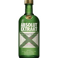 Absolut Vodka extrakt suédoise infusée aux épices 35% 70cl