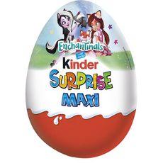 KINDER Kinder Surprise Maxi fille Enchantimals 100g 100g