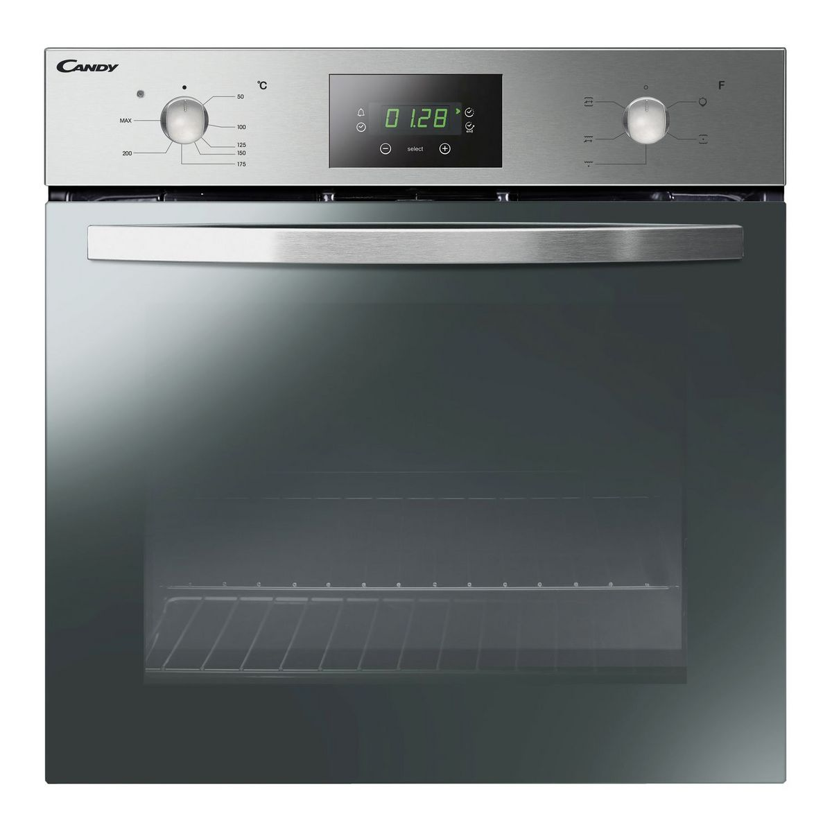 Four Encastrable FCS245X - 70L - Convection naturelle - Nettoyage Catalyse - inox