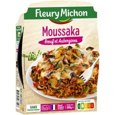 FLEURY MICHON Fleury Michon moussaka 300g