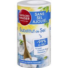 GAYELORD HAUSER Substitut de sel sans sel ajouté 125g