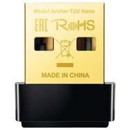 TP-LINK Nano Clé USB WiFi ARCHER T2U Noir et Or