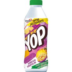 Yop Yaourt à boire tropical850g