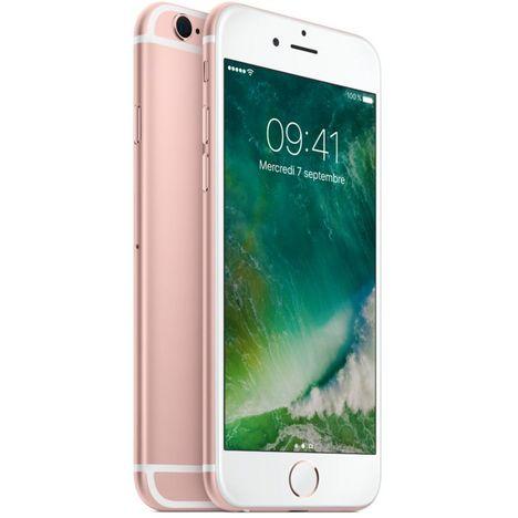 APPLE Apple - iPhone 6S - Reconditionné Grade A - 16 Go - 4.7 pouces - Rose Gold - EX SLP