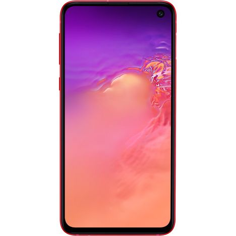 SAMSUNG Smartphone - Galaxy S10e - 128 Go - 5.8 pouces - Rouge - 4G