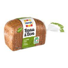 Harry's beau et bon Pain de mie farine de blé 14 tranches 320g