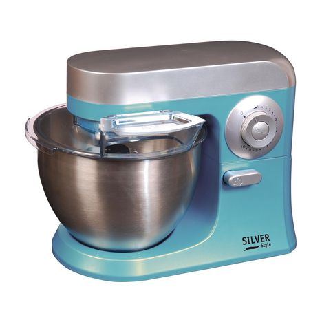 SILVERSTYLE Robot  pâtissier 001241 - Bleu