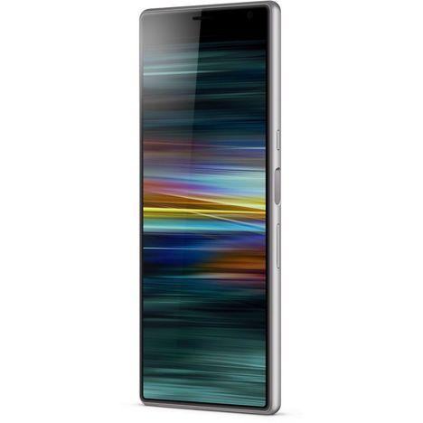 SONY Smartphone - XPERIA 10+ 64 Go - 6.5 pouces - Noir - 4G