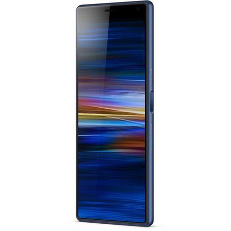 SONY Smartphone - XPERIA 10 - 64 Go - 6 pouces - Bleu - 4G