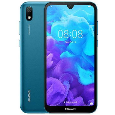 HUAWEI Smartphone - Y5 2019 - 16 Go - 5.71 pouces - Bleu - Sapphire blue - 4G