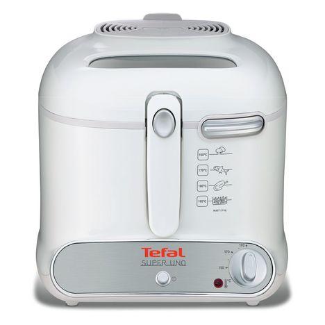 TEFAL Friteuse - FR300130 - Blanc