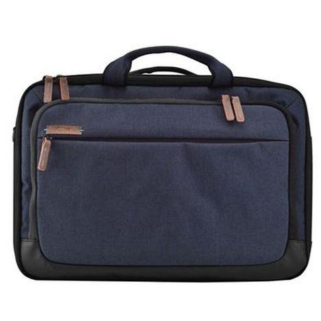 QILIVE Sacoche pour PC portable de  13 à 14 Pouces Bleu