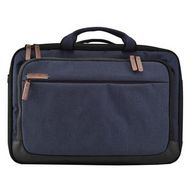 QILIVE Sacoche Q3365 pour PC portable de 15 à 16 Pouces Bleu