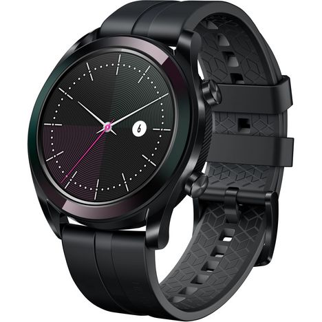 HUAWEI Montre connectée - Watch GT Elegant - Noir