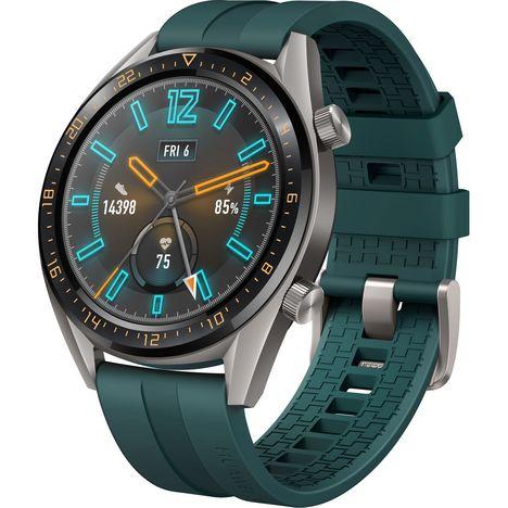 HUAWEI Montre connectée - Watch GT Active - Indigo - Dark Green