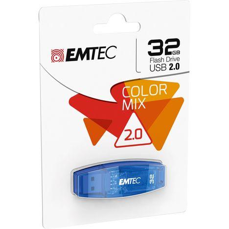 EMTEC Cle usb 32 Go C410 USB 2.0