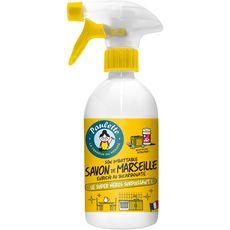 Paulette Spray nettoyant cuisine au savon de Marseille & bicarbonate 500ml