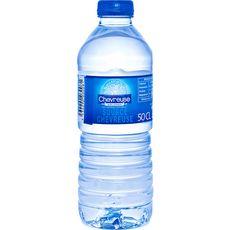 CHEVREUSE Chevreuse eau minérale naturelle 0,5l