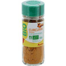 Auchan curcuma bio 32g