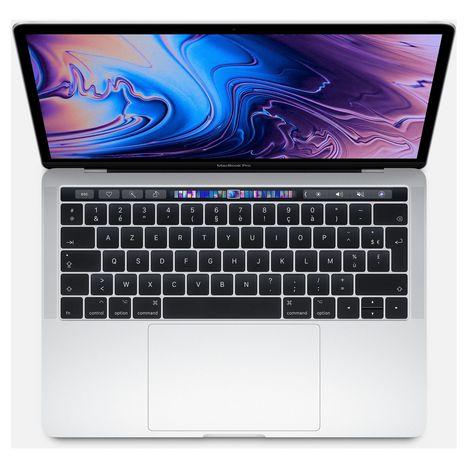 APPLE Ordinateur portable Mac Pro 13 pouces 256 Go Argent