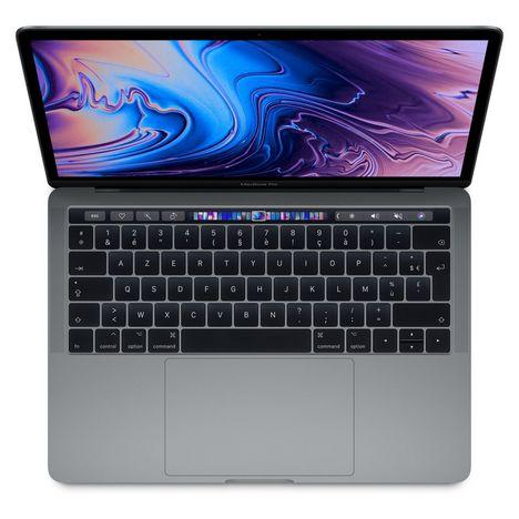 APPLE Ordinateur portable Macbook Pro 13 pouces 512 Go Gris Sidéral
