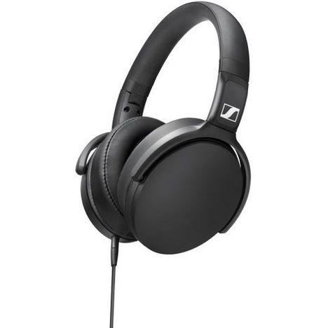 SENNHEISER Casque audio filaire HD 400S - Noir