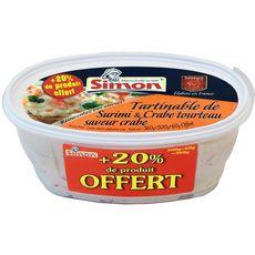 Simon salade surimi 300g +20%