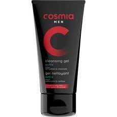 COSMIA MEN Gel nettoyant tous types de peaux 150ml