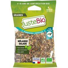 Juste bio mélange de salade 100g