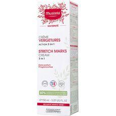 MUSTELA Mustela Maternité crème 3en1 vergetures sans parfum 150ml 150ml