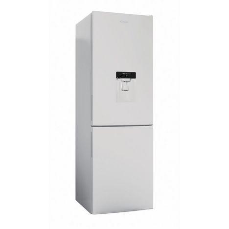 CANDY Réfrigérateur combiné CM3352WDX - 244 L, Froid Statique