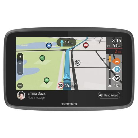 TOMTOM GPS - GO Camper Monde connecté